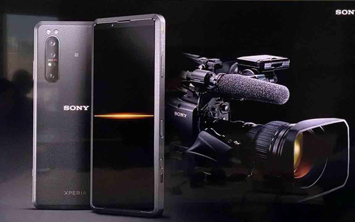 Sony Xperia Pro es el teléfono inteligente para videógrafos profesionales
