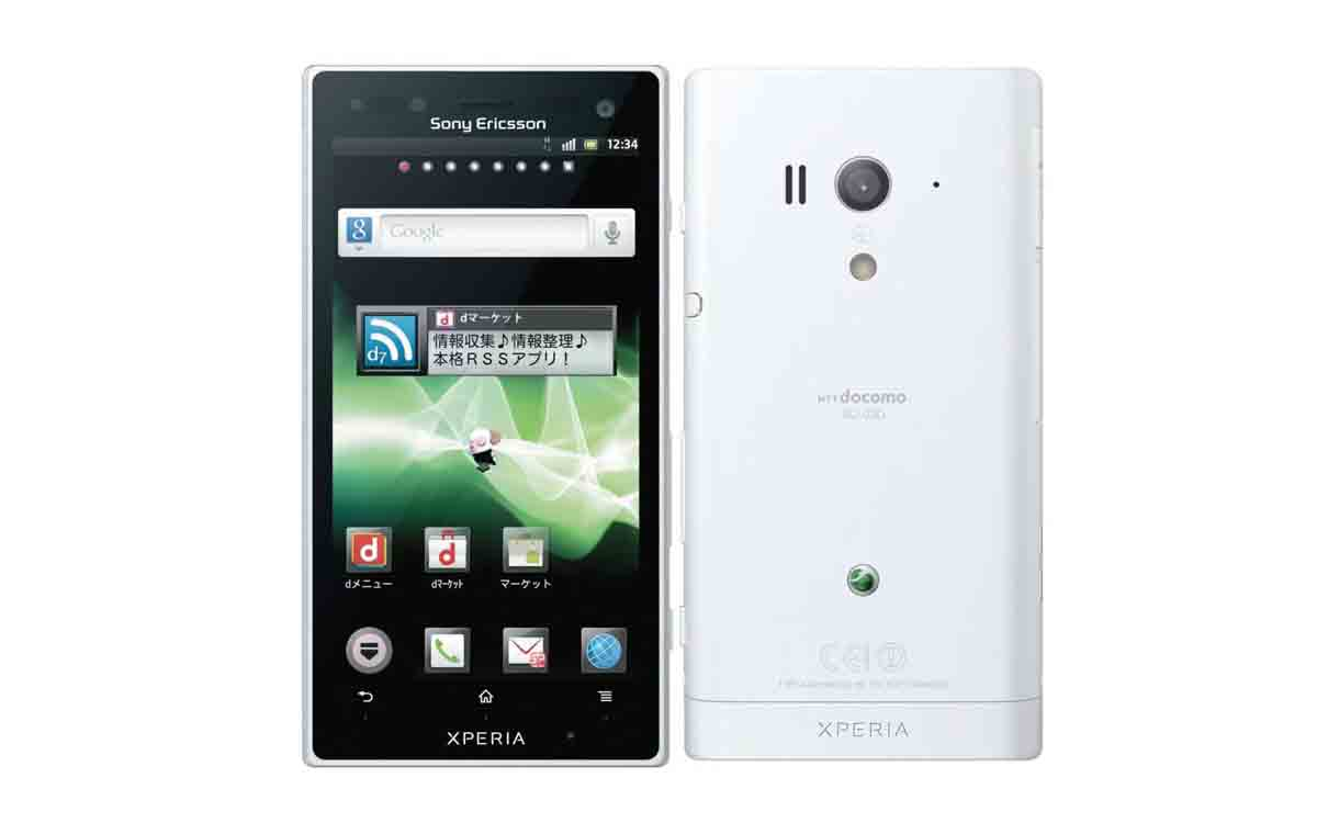 Sony XperiaAcro HD SO-i12