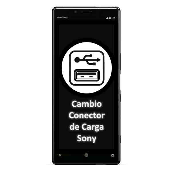 Sustitución Conector de Carga Sony Xperia
